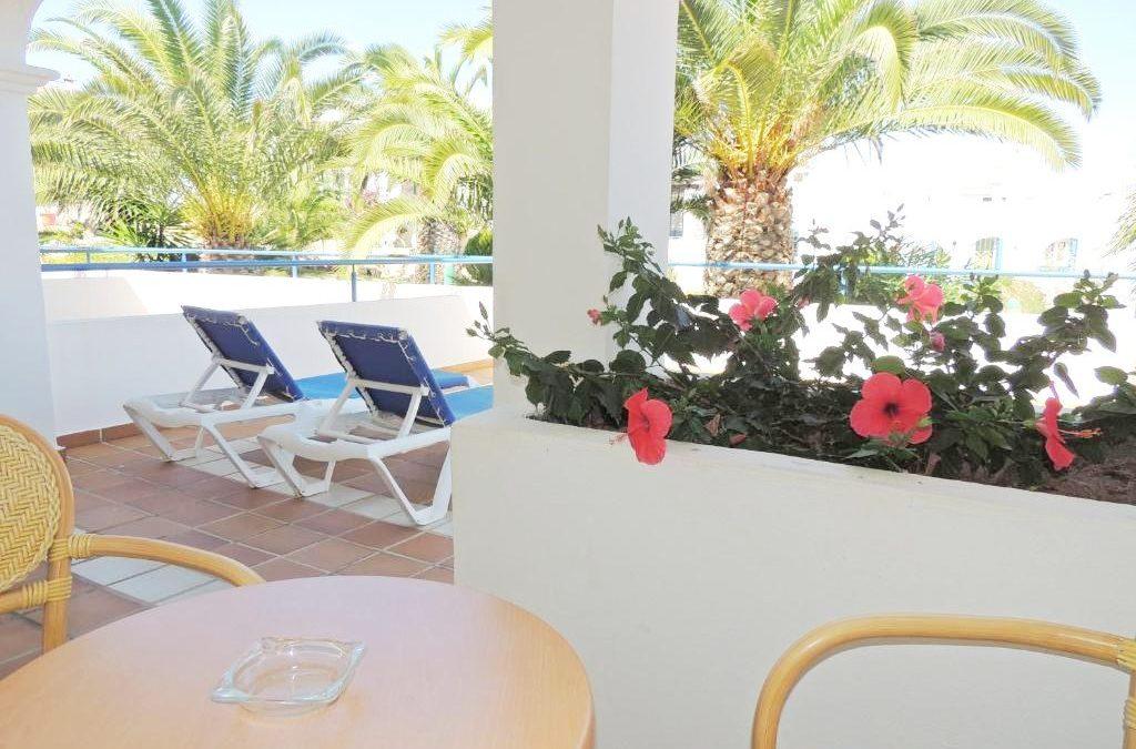 El Puntazo **** – Habitación vistas al jardin media pension no reembolsable