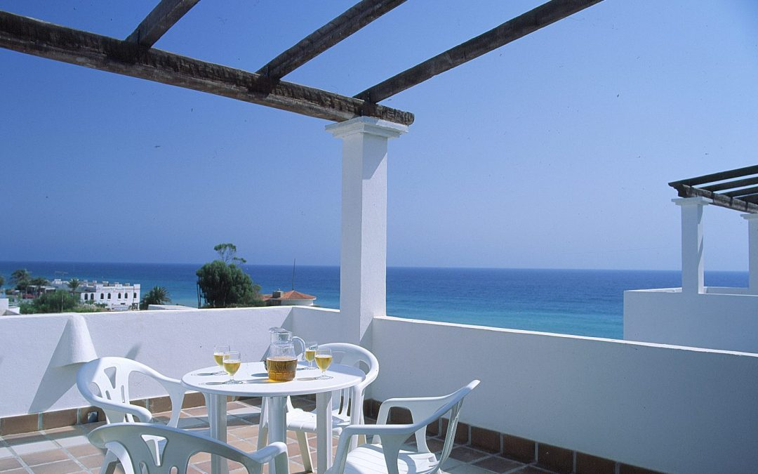 El Puntazo **** – Superior con terraza media Pensión no reembolsable